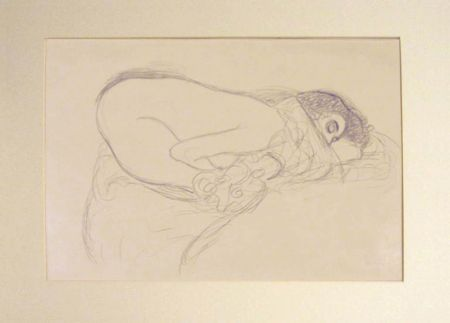 Литография Klimt - Untitled I.III