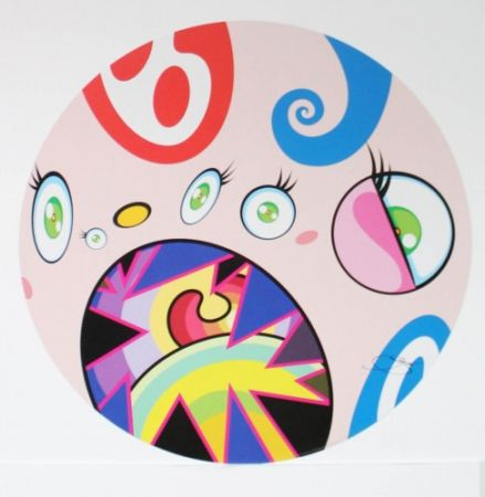 Литография Murakami - Untitled IV from We Are the Jocular Clan