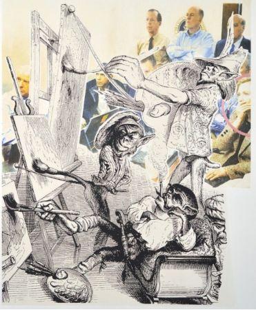 Многоэкземплярное Произведение Richter - Untitled L