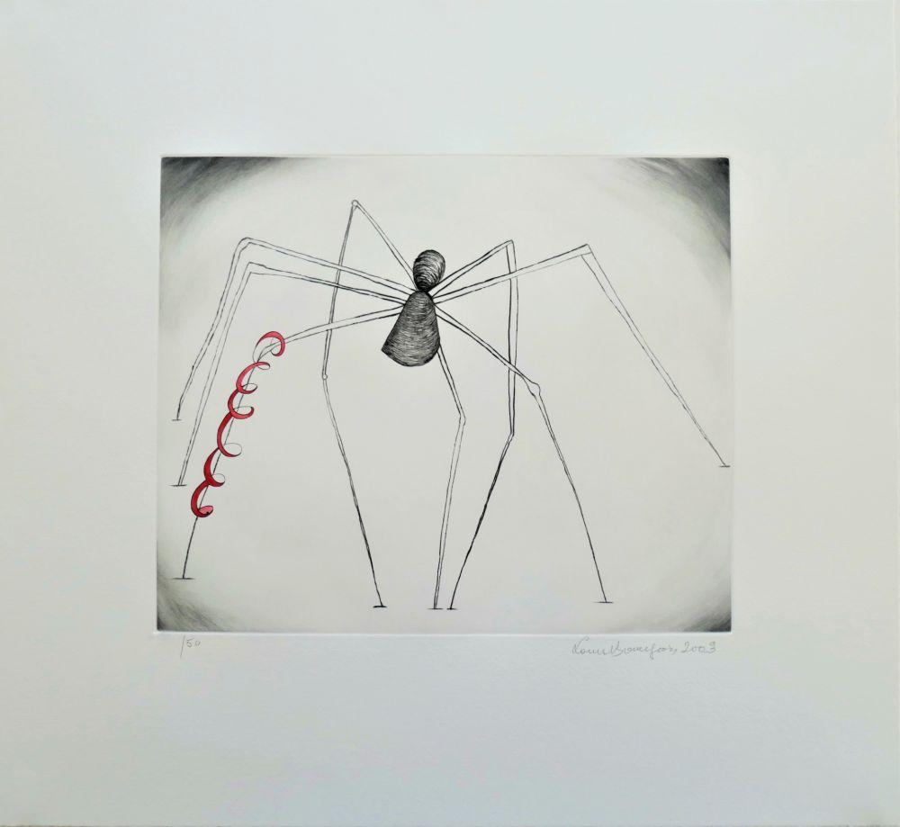 Многоэкземплярное Произведение Bourgeois - Untitled (Spider and Snake)