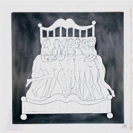 Гравюра Bourgeois - Untitled V