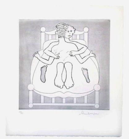 Гравюра Bourgeois - Untitled VII