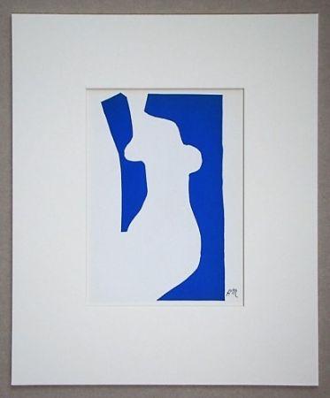 Литография Matisse - Vénus - 1952
