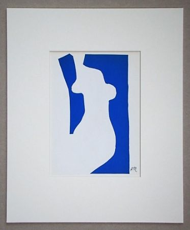 Литография Matisse (After) - Vénus - 1952