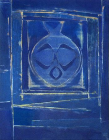 Трафарет Ernst - Vase bleue