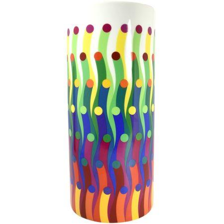 Керамика Le Parc - Vase surface colorée