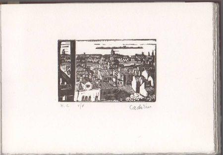 Иллюстрированная Книга Cadorin - Venezia