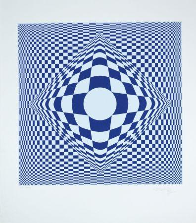 Многоэкземплярное Произведение Vasarely - Vertigo