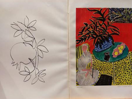 Иллюстрированная Книга Matisse - Verve 21 22