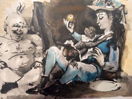 Иллюстрированная Книга Picasso - Verve 29 30