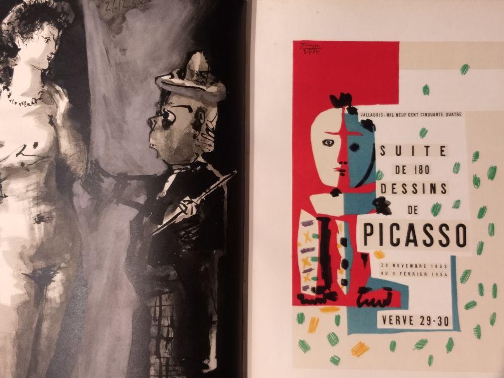 Иллюстрированная Книга Picasso - Verve no 29/30