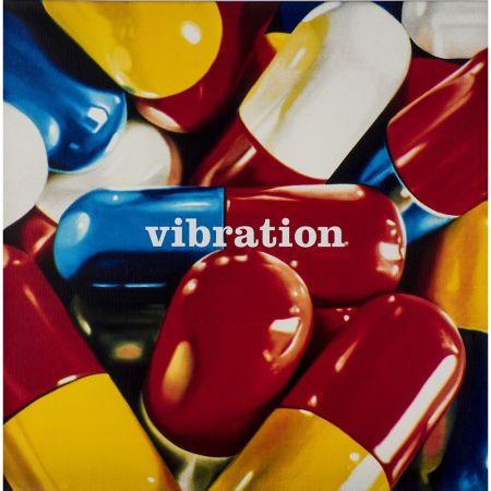 Сериграфия Huart - Vibration
