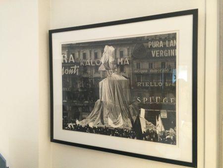 Фотографии Christo - Victorio Enmanuel, Piazza del Duomo, Milan