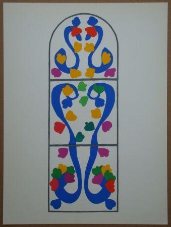 Литография Matisse - Vigne