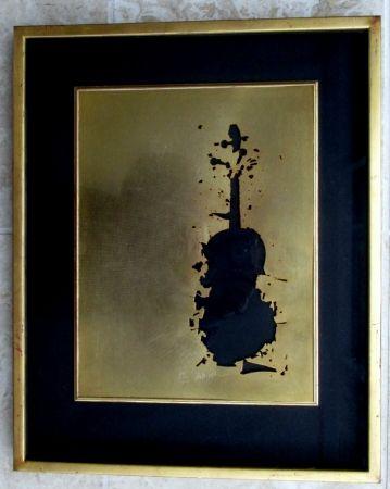 Многоэкземплярное Произведение Arman - Violin