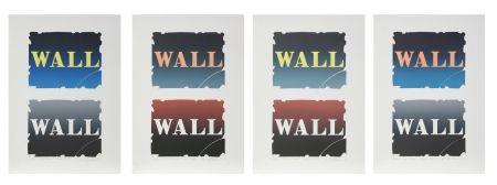 Литография Indiana - Wall Series: Two Stone