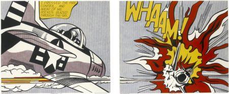 Гашение Lichtenstein - Whaam! (Corlett Appendix 7)