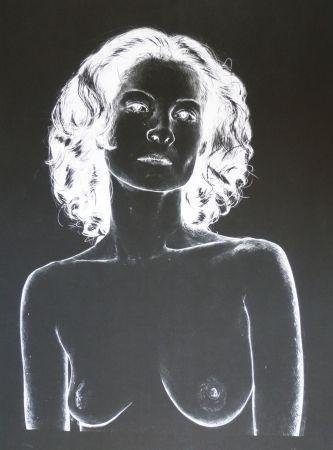 Литография Rodriguez - White 4
