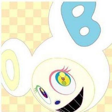 Многоэкземплярное Произведение Murakami - White Reverse Dob