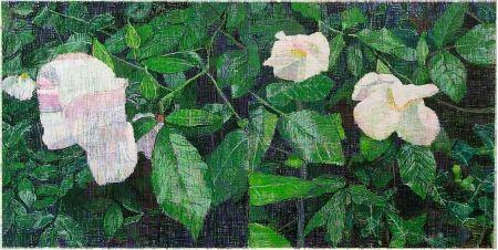 Многоэкземплярное Произведение Bartlett - White Roses