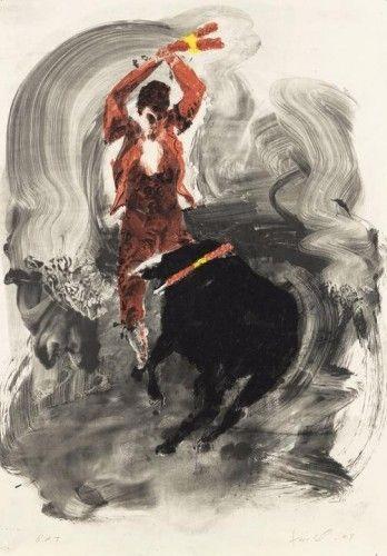 Литография Fischl - Without title 1