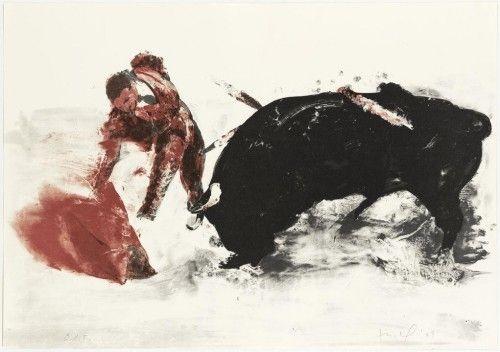 Литография Fischl - Without title 3