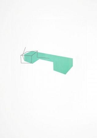 Литография Caldas - Without title 3