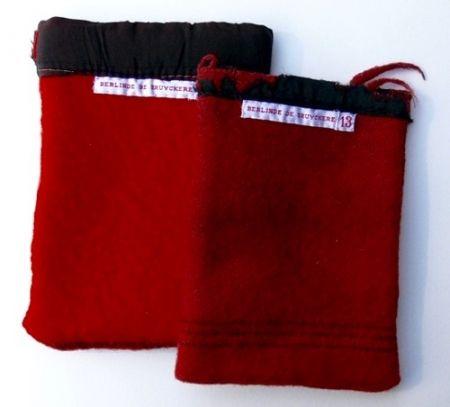 Многоэкземплярное Произведение De Bruyckere - Wool Blanket