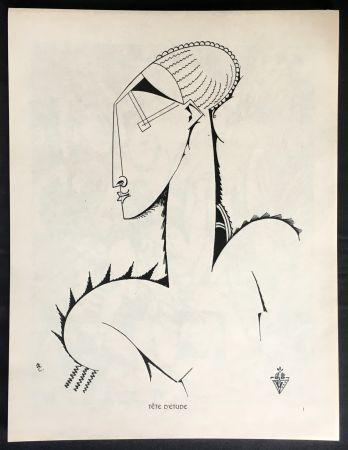 Иллюстрированная Книга De Souza-Cardoso - XX DESSINS. 1912