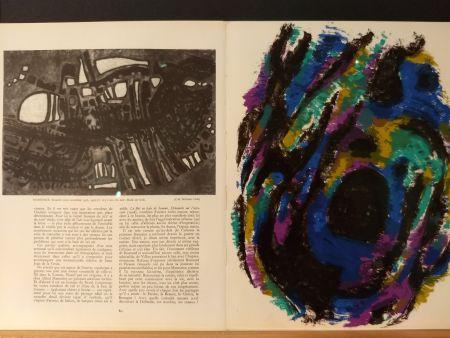 Иллюстрированная Книга Manessier - Xxe No 15
