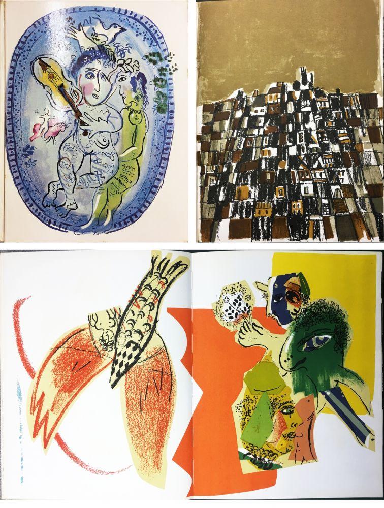 Иллюстрированная Книга Chagall - XXe SIECLE. Nouvelle série. XXVIIIe année. N° 26. Mai 1966 - QUATRE THÈMES…(Chagall, Viera Da Silva)