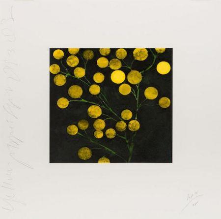 Сериграфия Sultan - Yellow Peppers