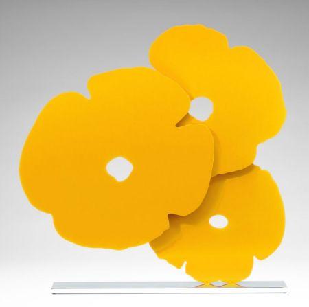 Многоэкземплярное Произведение Sultan - Yellow poppies