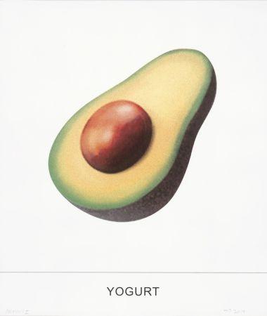 Сериграфия Baldessari - Yogurt