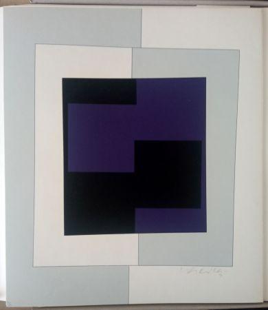 Сериграфия Vasarely - Zara (Cristal)