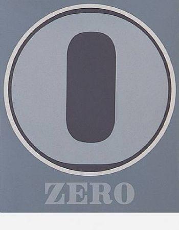 Сериграфия Indiana - Zero