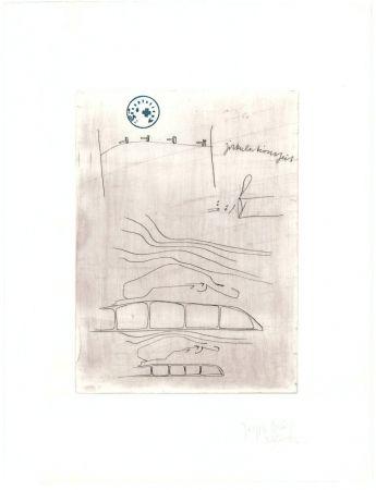 Гравюра Beuys - Zirkulationszeit: Zirkulationszeit