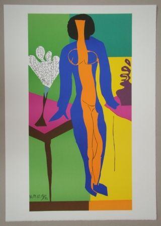 Литография Matisse - Zulma, 1950